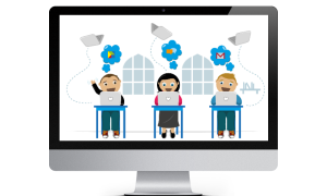 Collaborate in real time